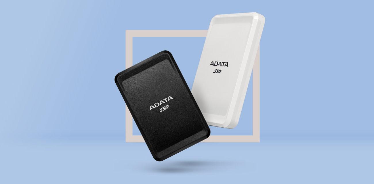 Dysk zewnętrzny SSD ADATA SC685