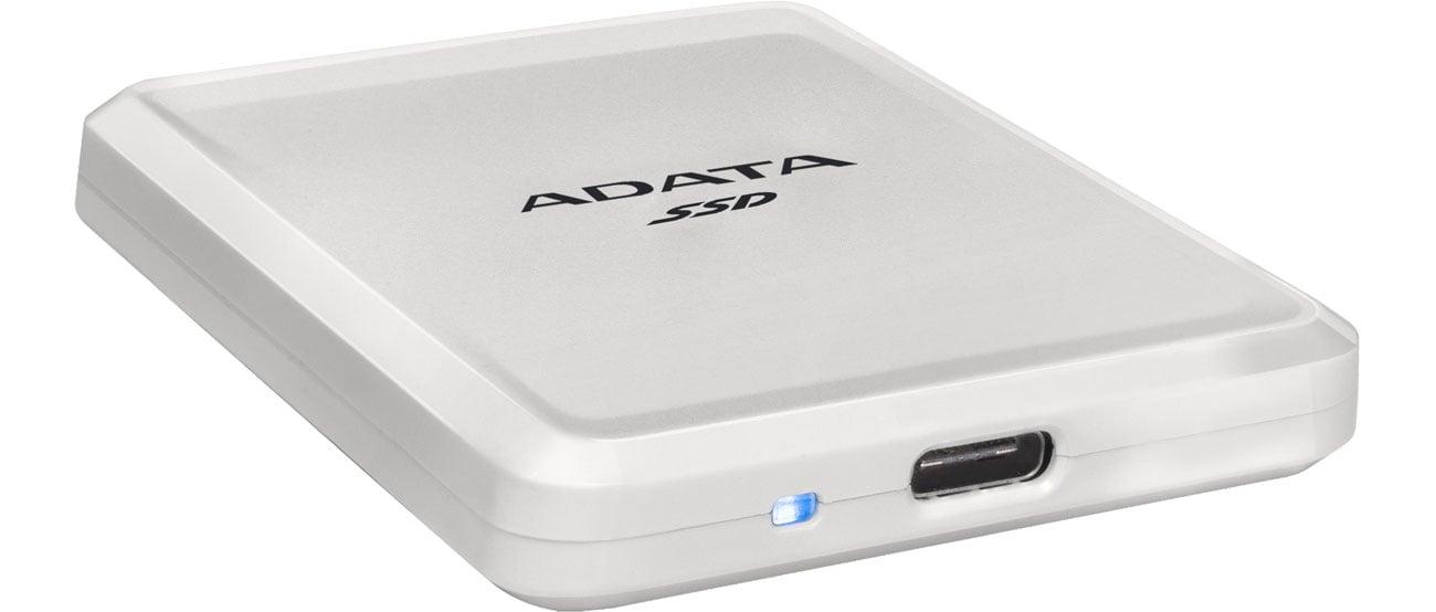 Dysk ADATA SC685 500GB USB 3.2 ASC685-500GU32G2-CWH