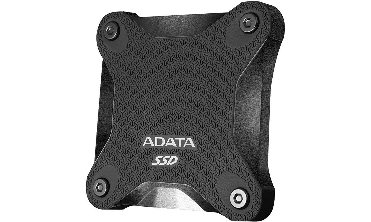 ADATA External SD600Q - Wytrzymała obudowa