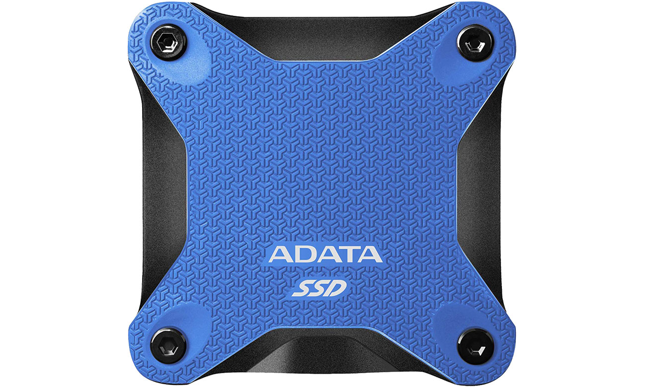 Dysk ADATA External SD600Q 240GB USB3.1 Blue ASD600Q-240GU31-CBL