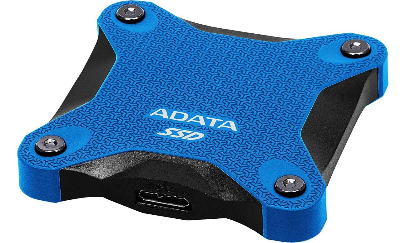 ADATA External SD600Q - Złącze USB 3.0