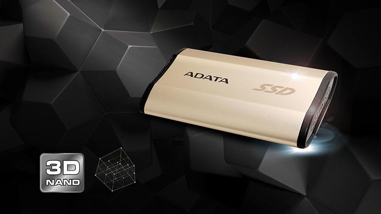 ADATA SE730H Pamięć 3D NAND