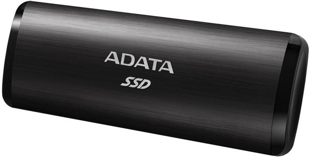Zewnętrzny dysk SSD ADATA SE760 256GB Czarny