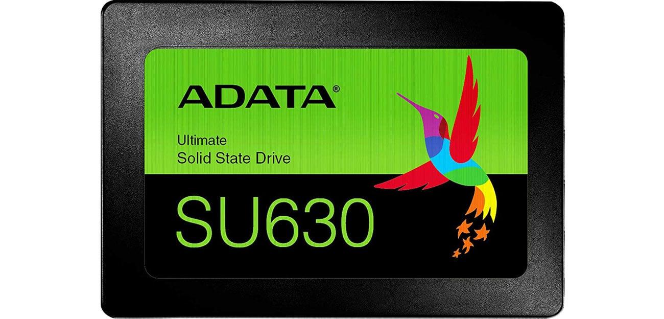 Dysk SSD ADATA 240GB 2,5'' SATA SSD Ultimate SU630 ASU630SS-240GQ-R