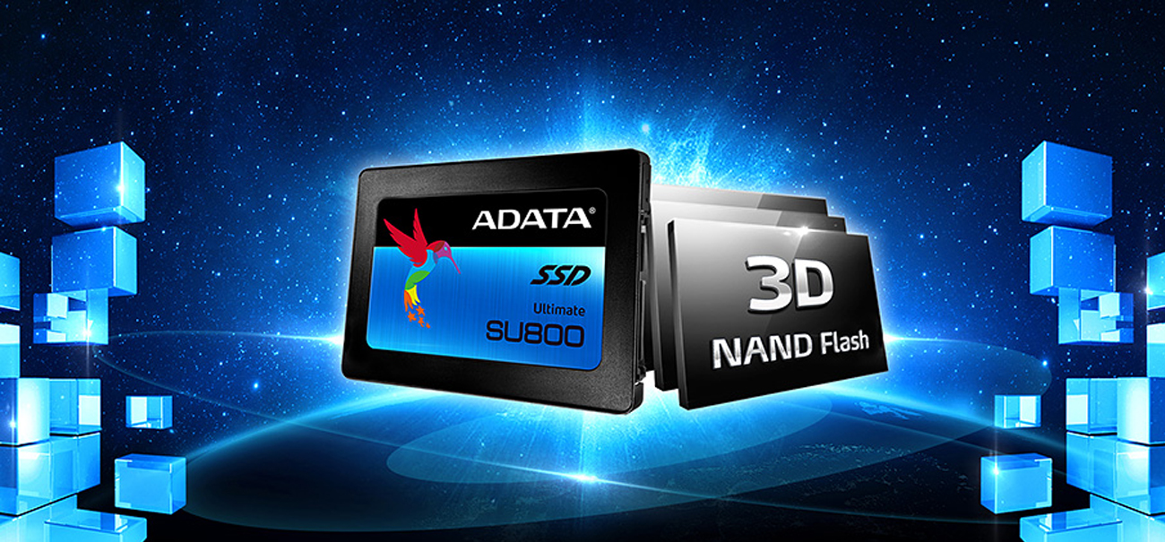 ADATA Ultimate SU800 3D NAND