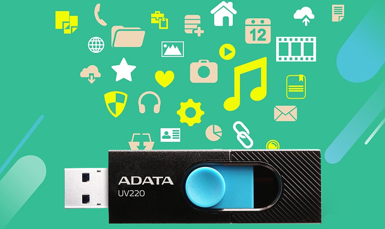Pendrive ADATA UV220