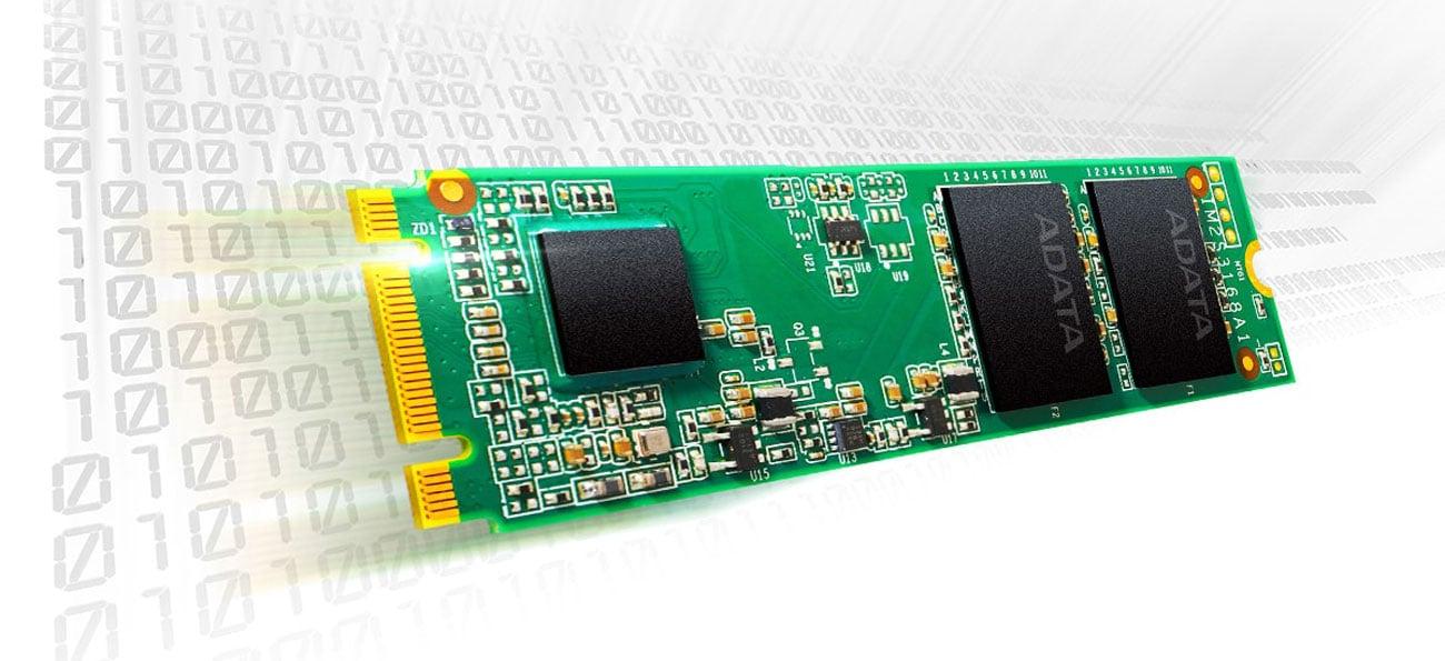 Zaawansowana technologia LDPC ECC