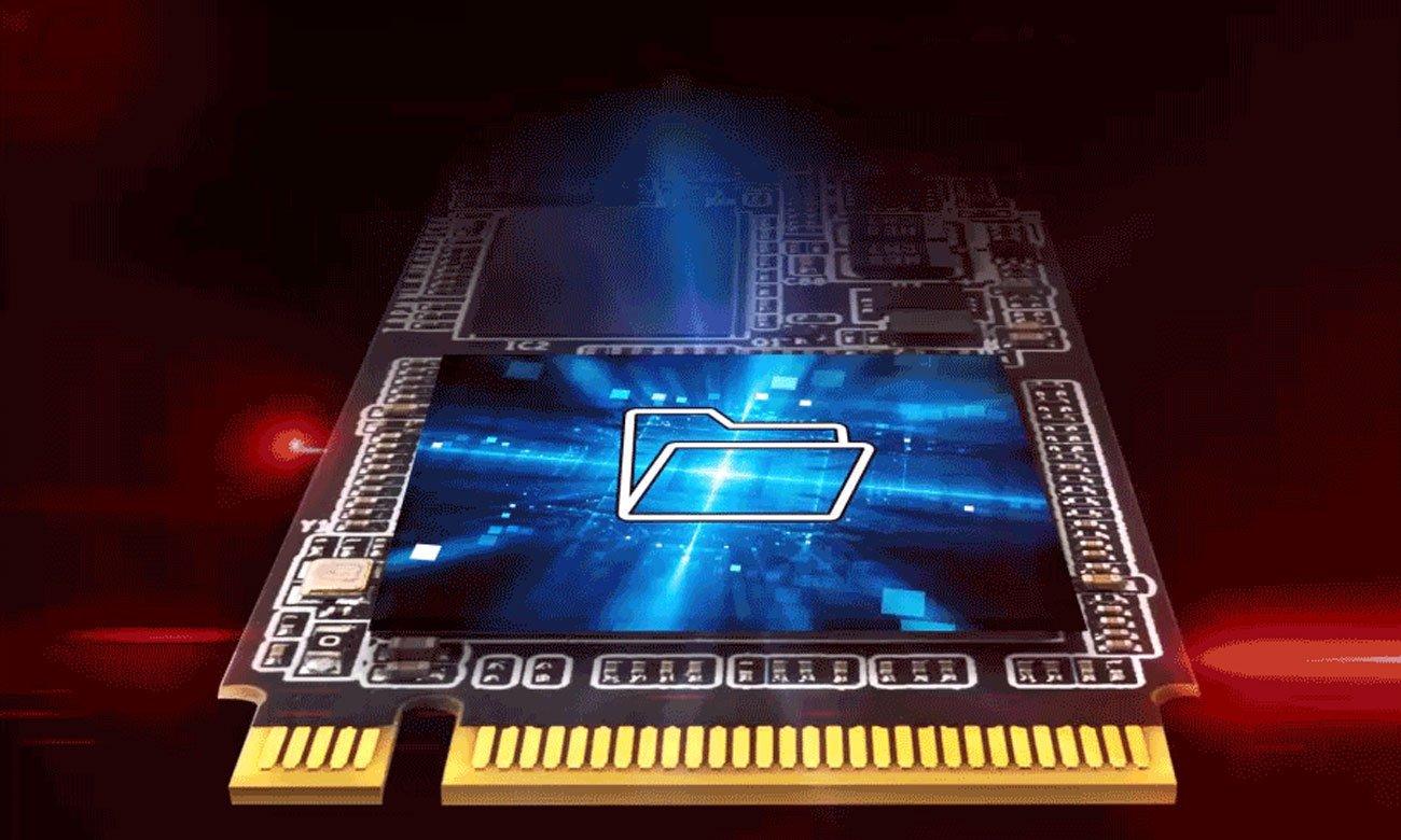 ADATA XPG SX6000 PCIe Gen3x2 M.2 2280 Flash 3D NAND