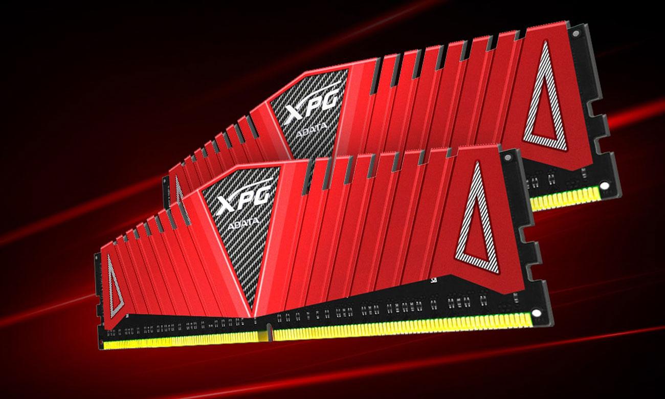ADATA XPG Gaming Z1 Pamięć RAM DDR4 Dedykowana overclockerom i graczom