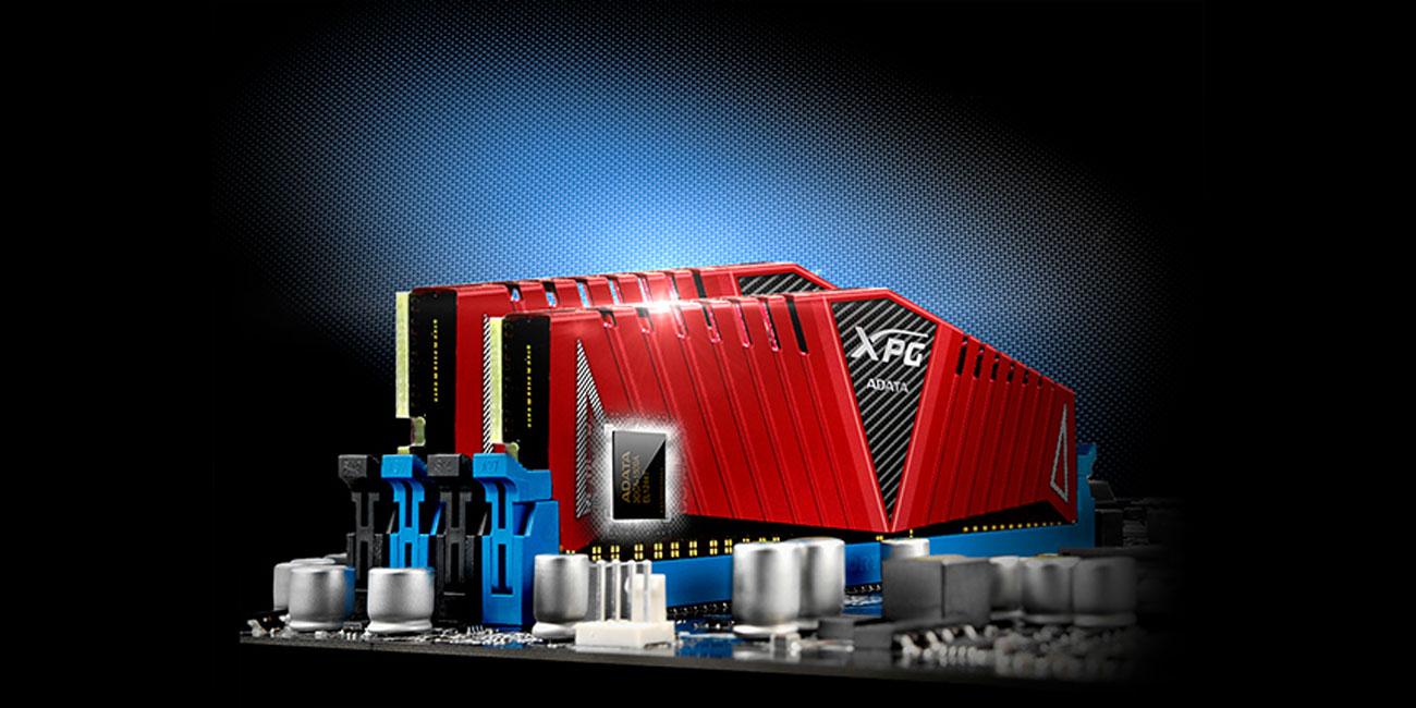 ADATA XPG Gaming Z1 Najwyższa jakość komponentów Niezwykła wytrzymałość