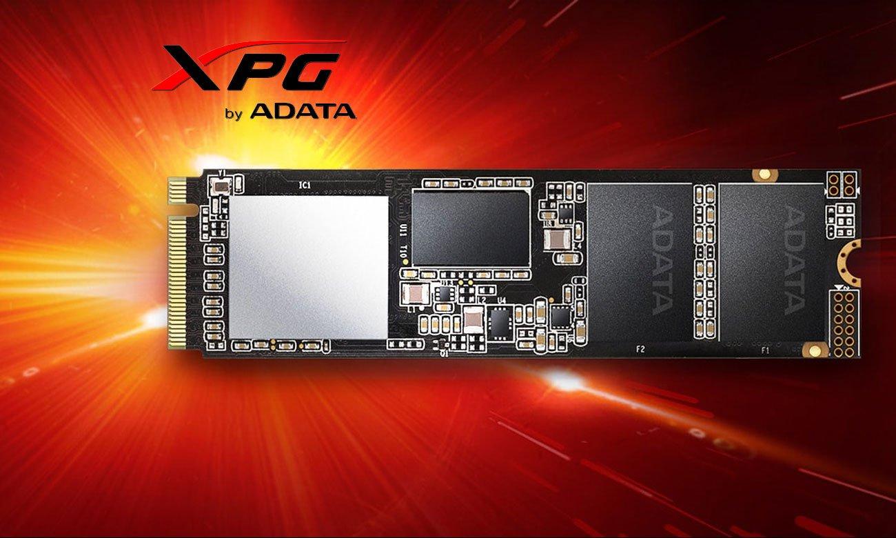 Dysk SSD XPG SX8200 PCIe Gen3x4 M.2 2280 Ekstremalny wzmacniacz wydajności