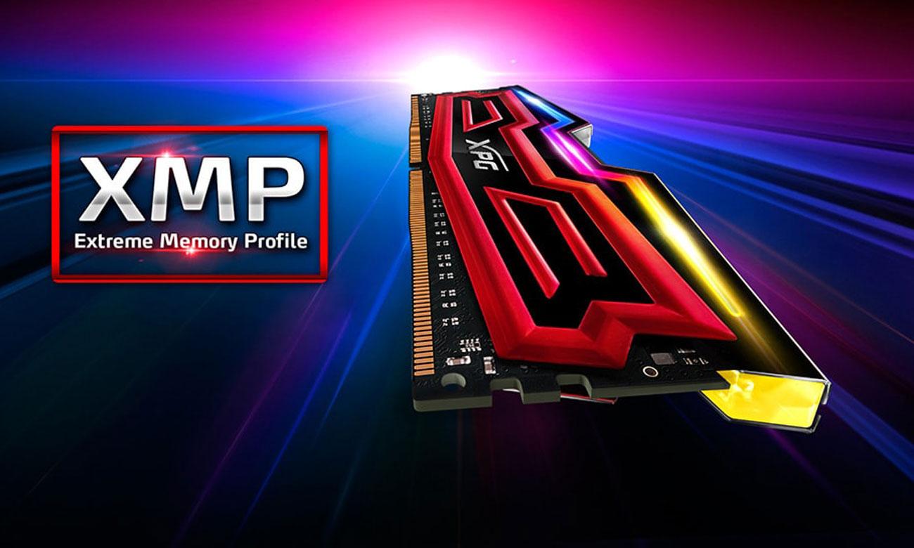 XPG SPECTRIX D40 DDR4 RGB Intel XMP 2.0