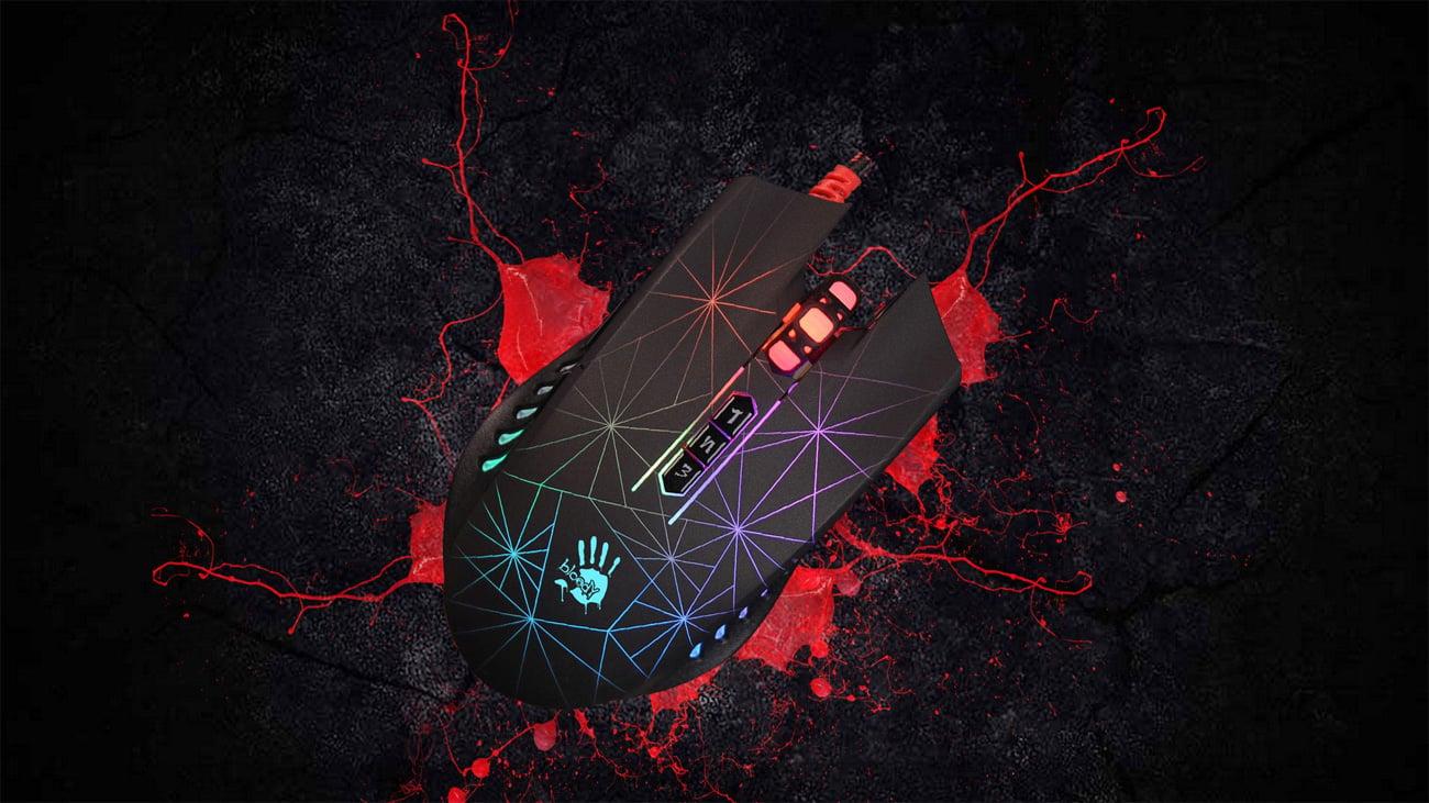 Mysz A4TECH BLOODY P81