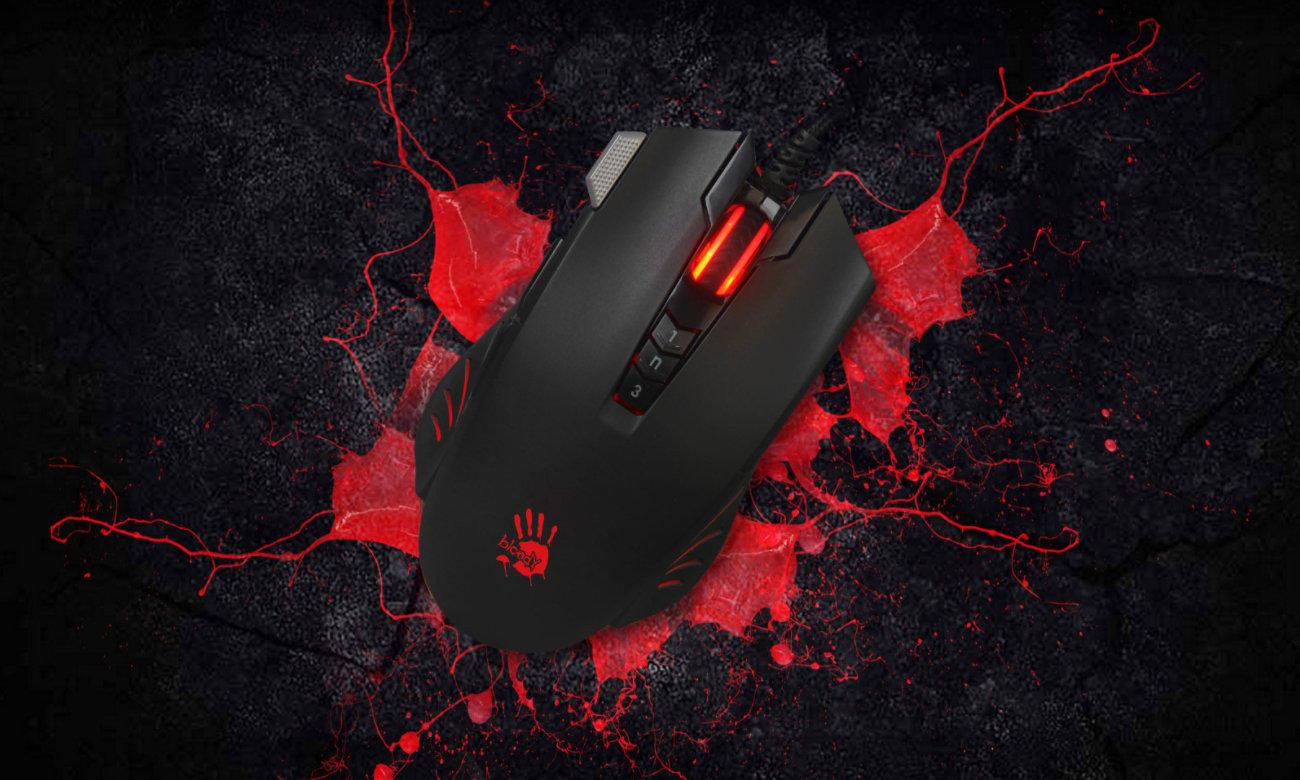 Mysz dla graczy A4Tech Bloody V9m