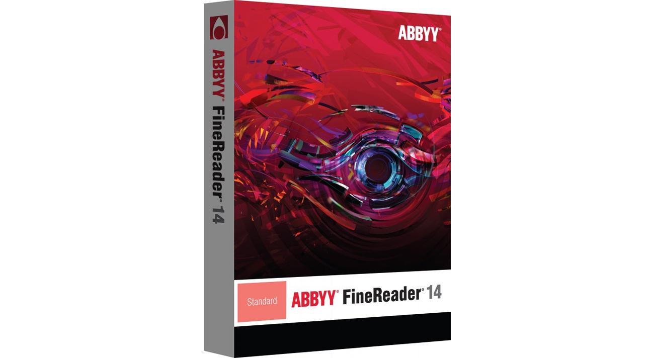 ABBYY FineReader 14 opcje konwersji