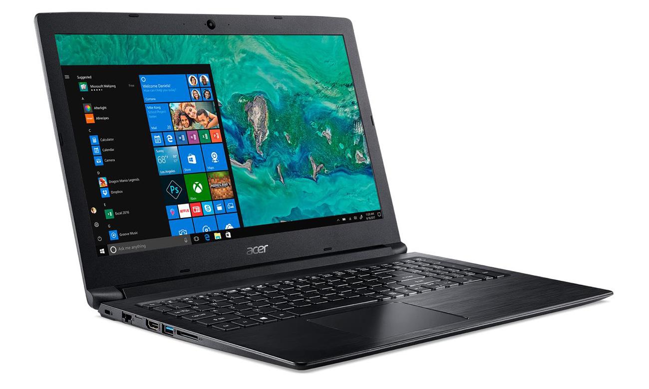 Acer Aspire 3 funkcjonalność