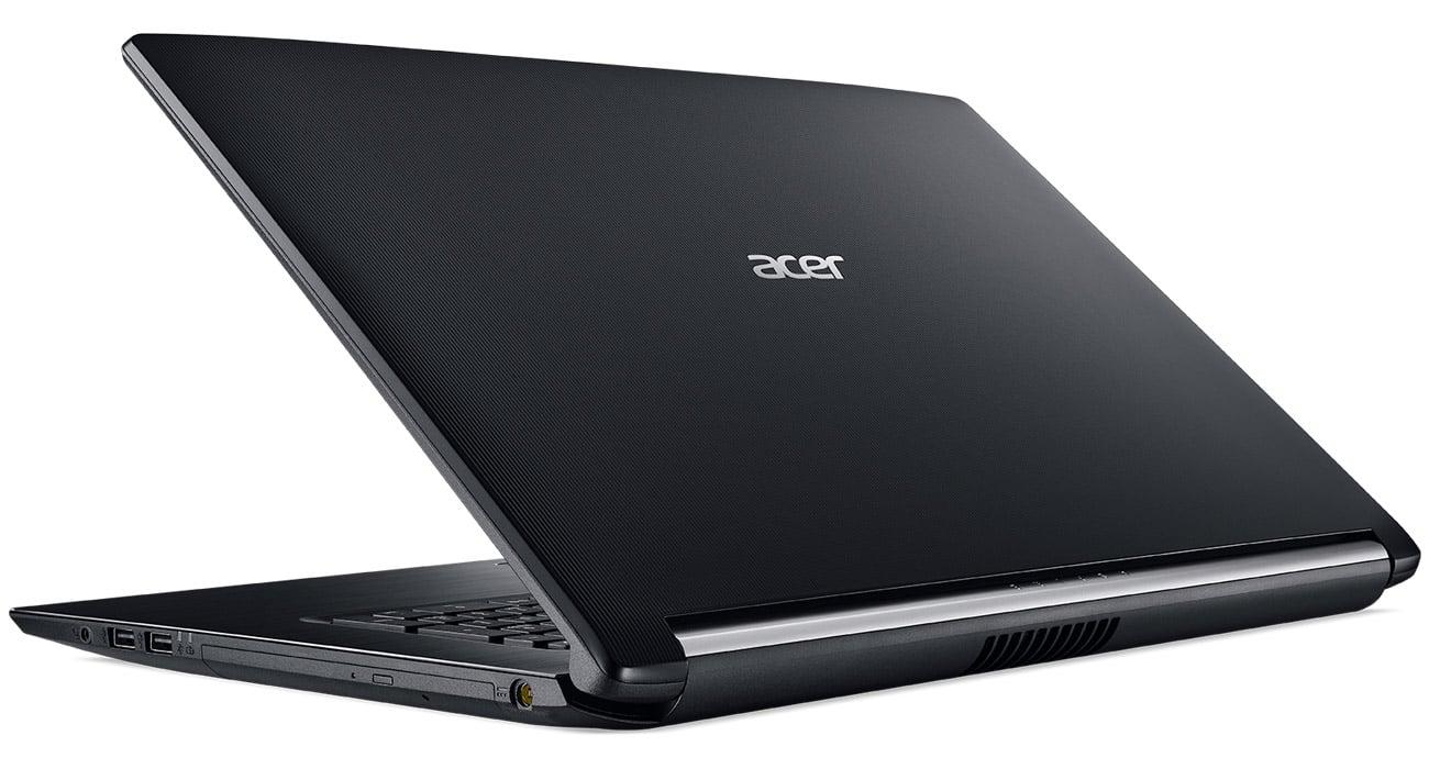 Acer Aspire 5 Moc łączności bezprzewodowej Wi-Fi 802.11ac oraz Bluetooth 4.0