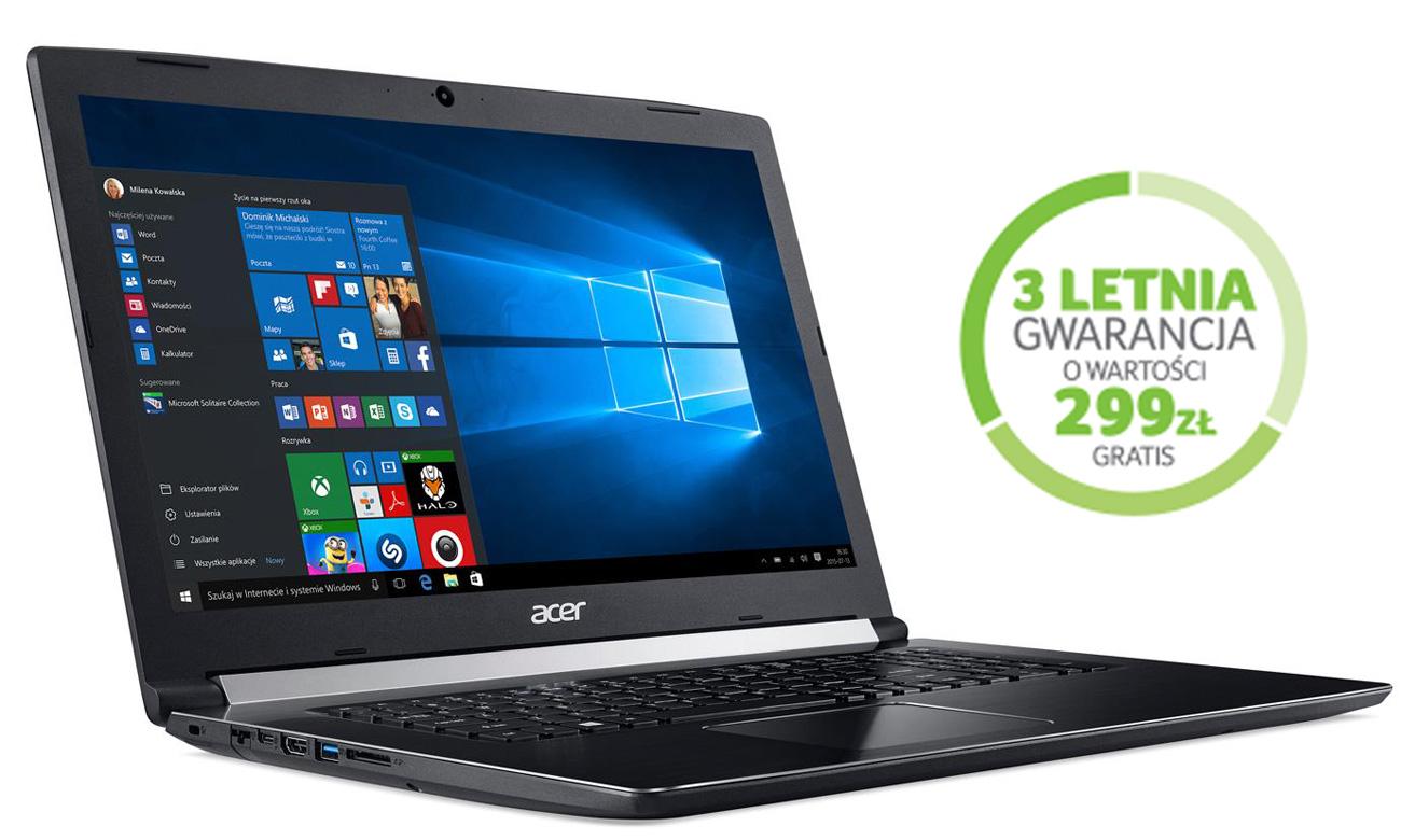 Przedłużenie gwarancji do 3 lat Acer
