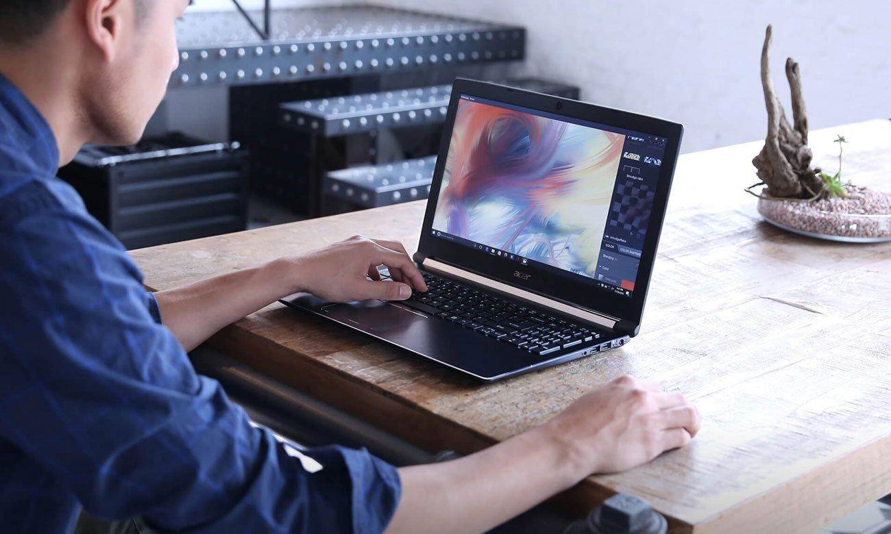 Acer Aspire 7 Styl, wydajność, perfekcja wykonania
