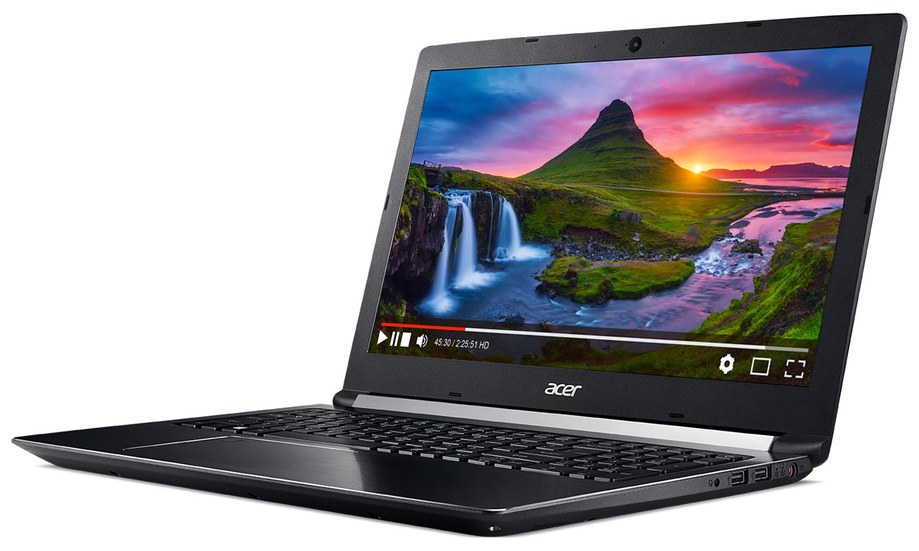 Acer Aspire 7 Богатый и мощный звук Dolby Audio Premium