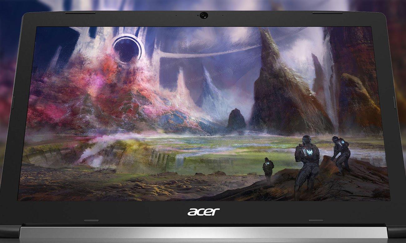 Acer Aspire 7 Rozrywka w rzeczywistości wirtualnej