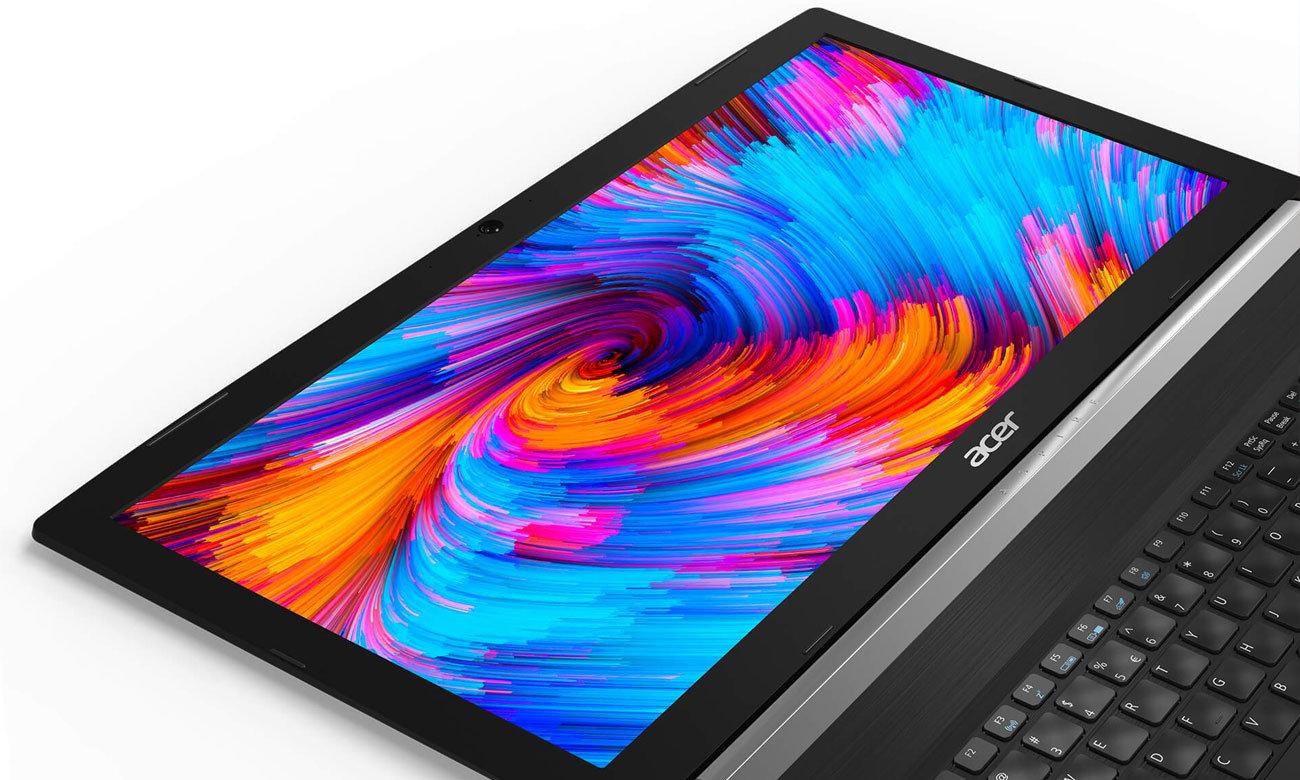 Acer Aspire 7 Wizualna doskonałość na ekranie IPS