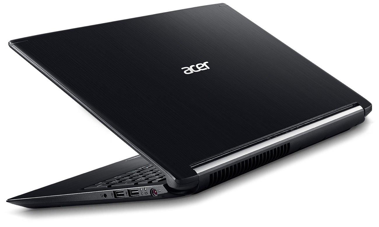 Acer Aspire 7 Безвременная конструкция, матовый алюминий