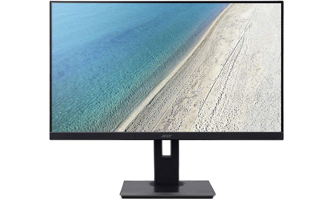 Monitor Acer B247YBMIPRX czarny UM.QB7EE.001