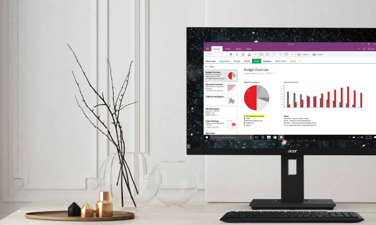 Monitor biznesowy Acer B277BMIPRX