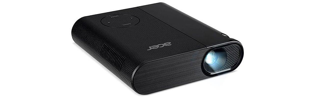 Acer C200 DLP Doskonałe podświetlenie