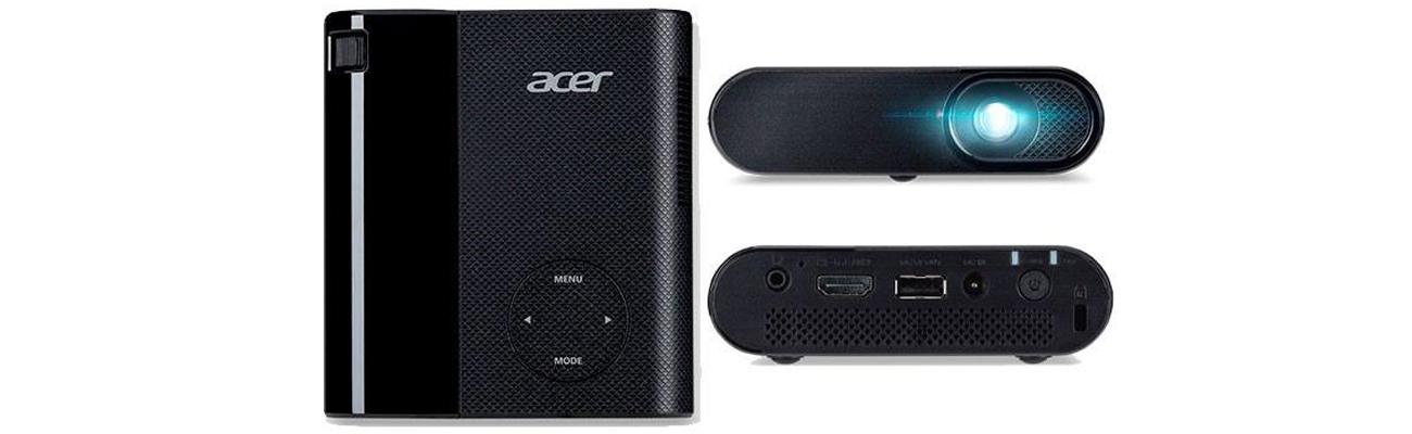 Acer C200 DLP Zgodność ze smartfonem