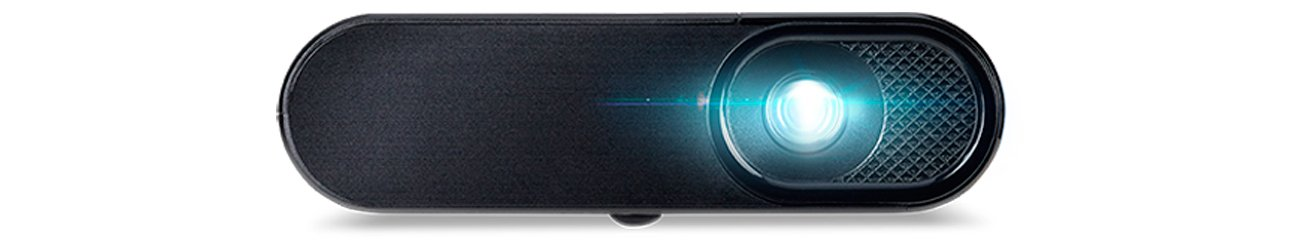 Acer C200 DLP Moc pełnego dźwięku