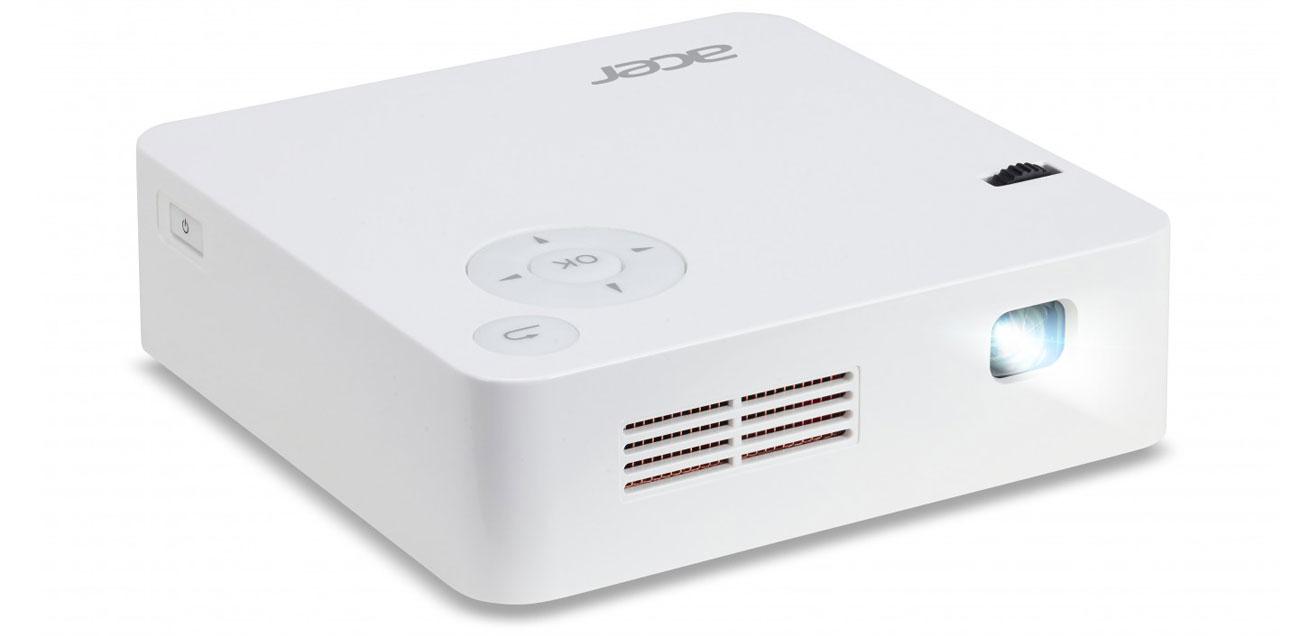 Projektor mobilny Acer C202i