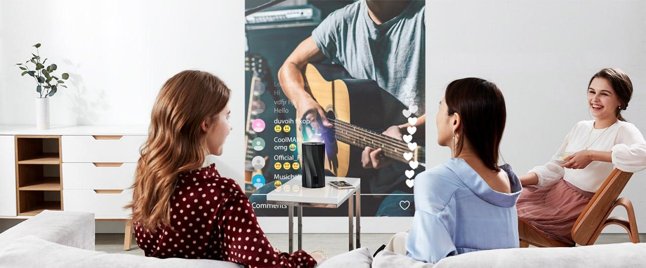 Przenośny projektor Acer C250i