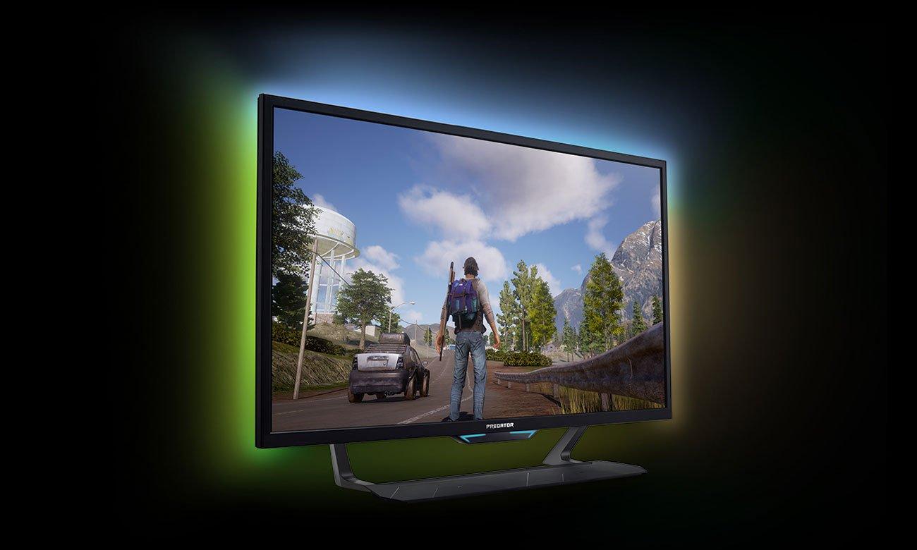 Monitor Acer Predator CG437KP 4K HDR