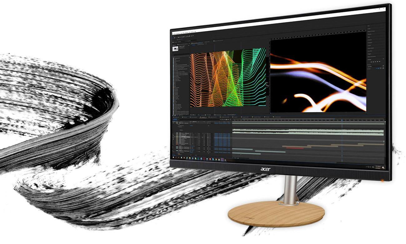 Monitor do obróbki grafiki i zdjęć Acer ConceptD CM3271K