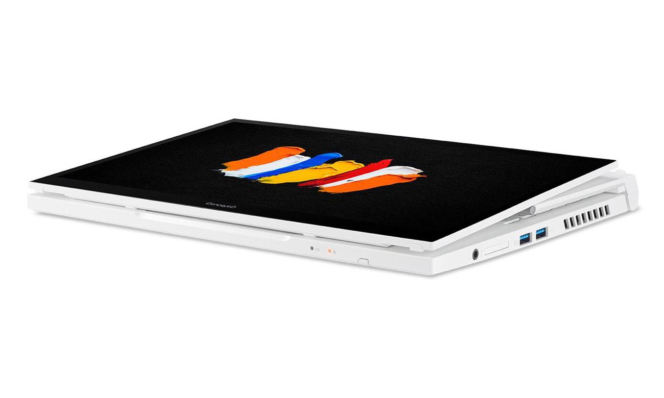Świetne wykonanie Acer ConceptD 3 Ezel