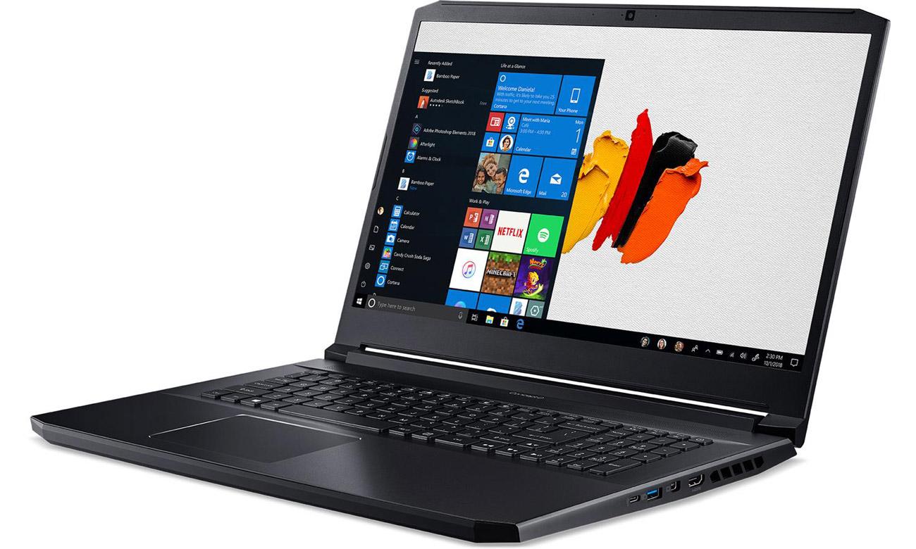 Laptop do projektowania graficznego Acer ConceptD 5
