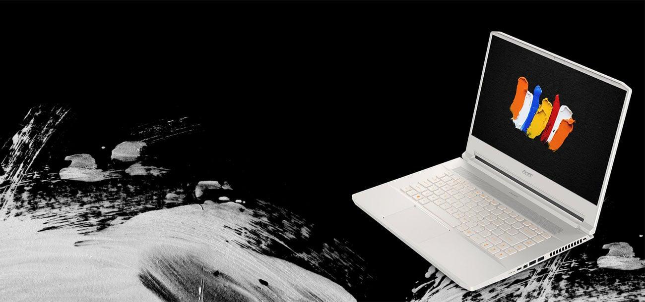 Laptop do projektowania graficznego Acer ConceptD 7