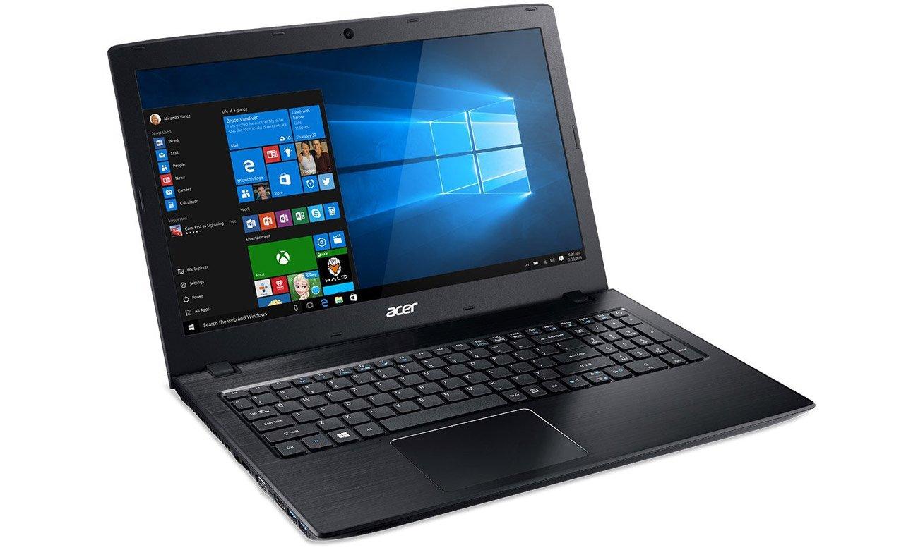 Acer E5-575 procesor intel core i3 szóstej generacji