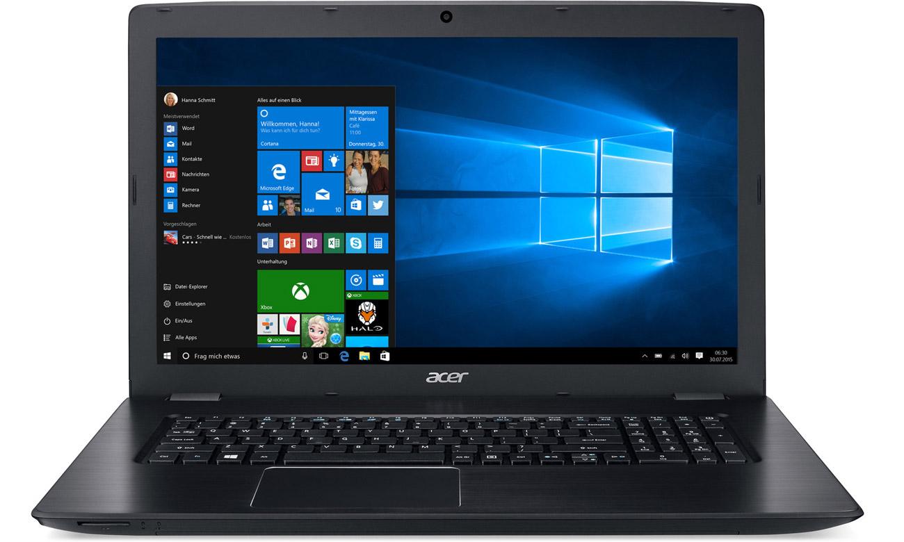 Acer E5-774 układ graficzny intel