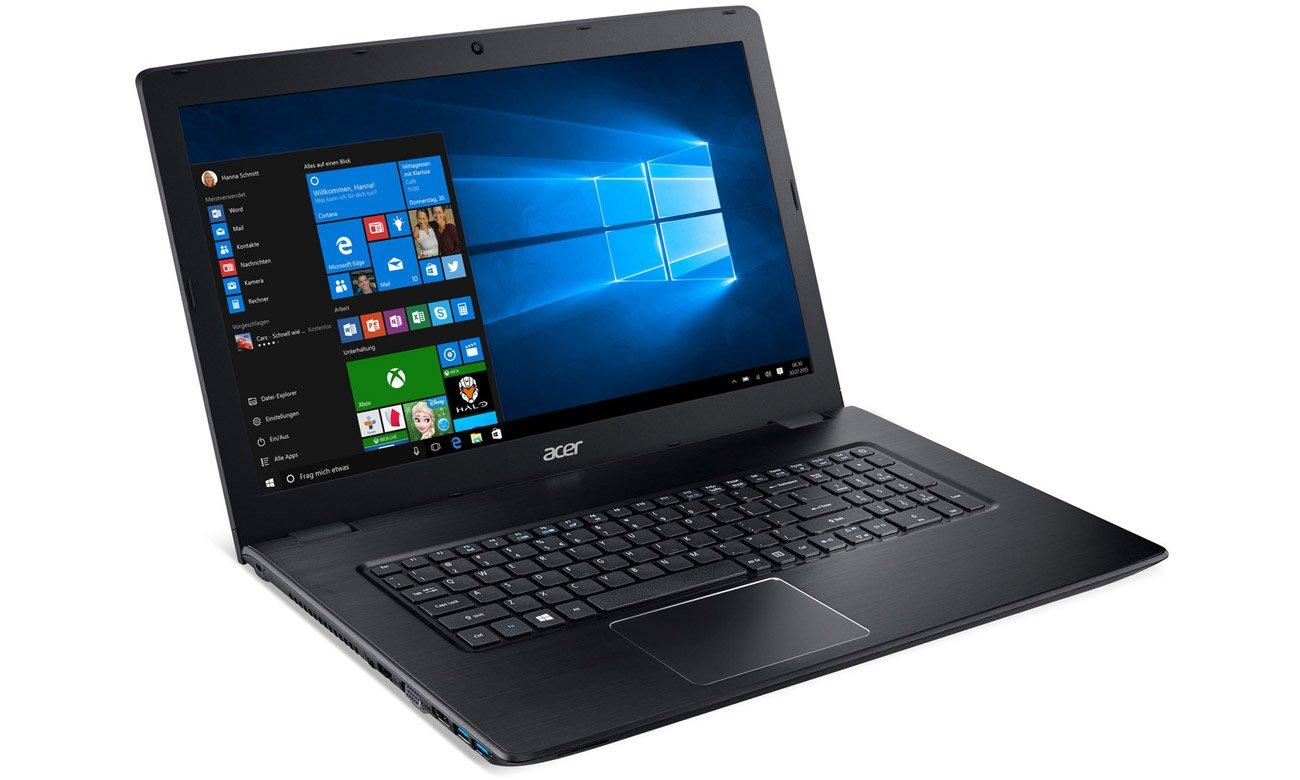 Acer E5-774 wydajnosc