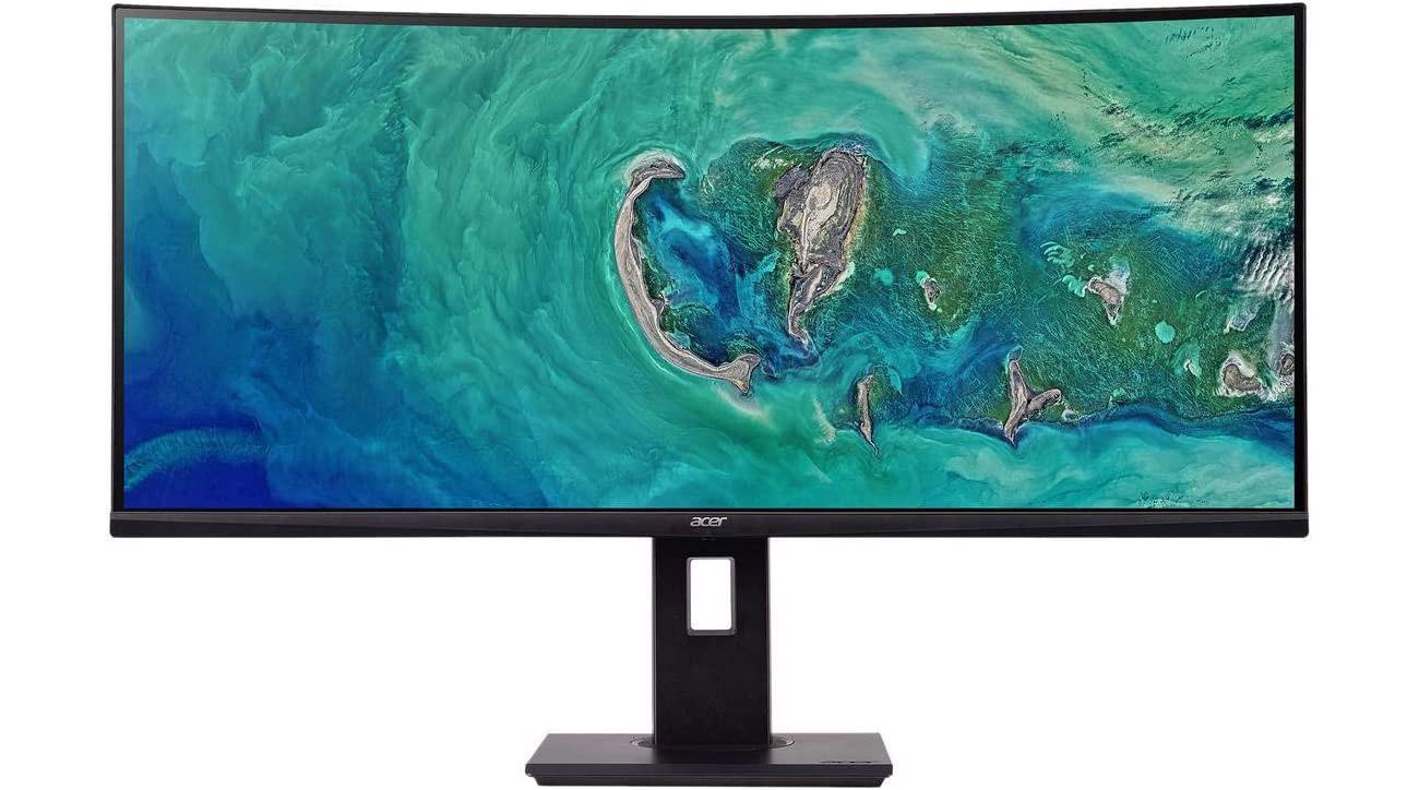 Monitor do domu i do biura Acer ED347CKRBMIDPHZX