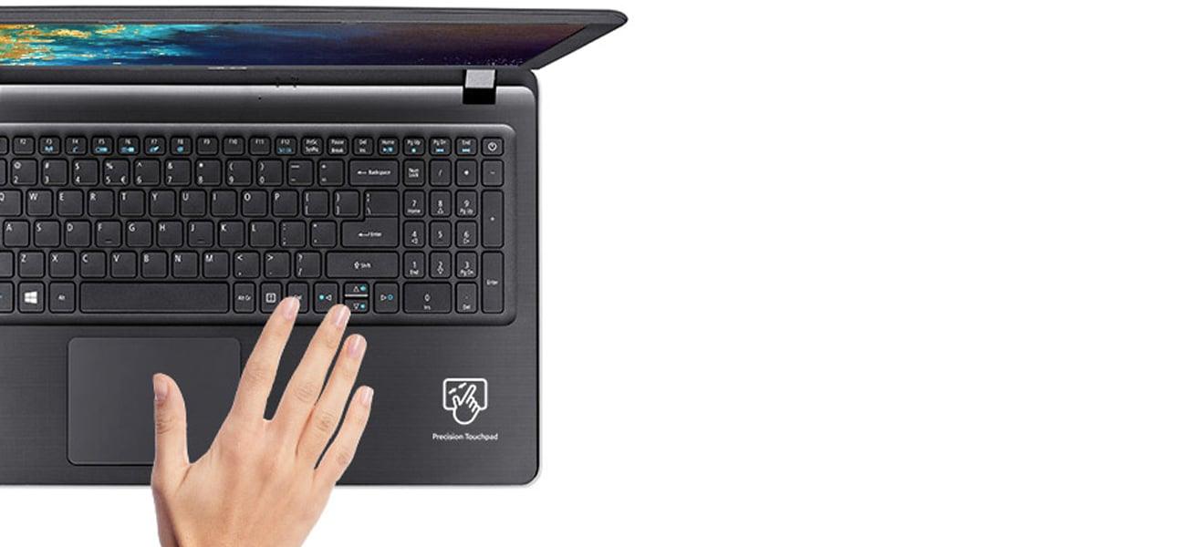 Acer ES1-533 precyzyjny touchpad