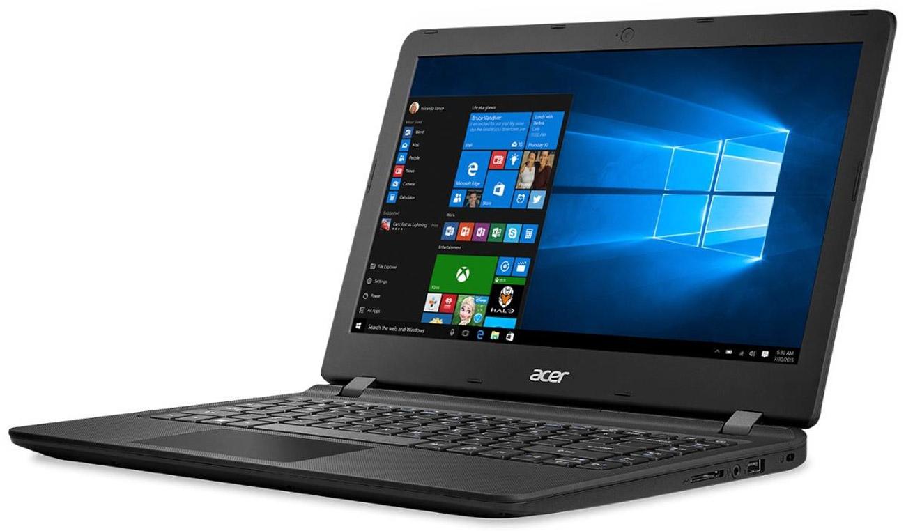 Procesor Intel Celeron w Acer ES 13