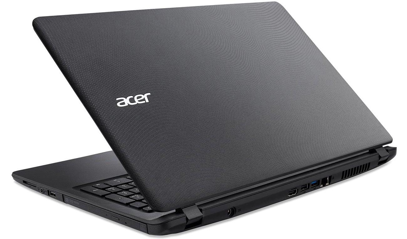 Acer Extensa 2540 głosniki stereo oraz mikrofon cyfrowy