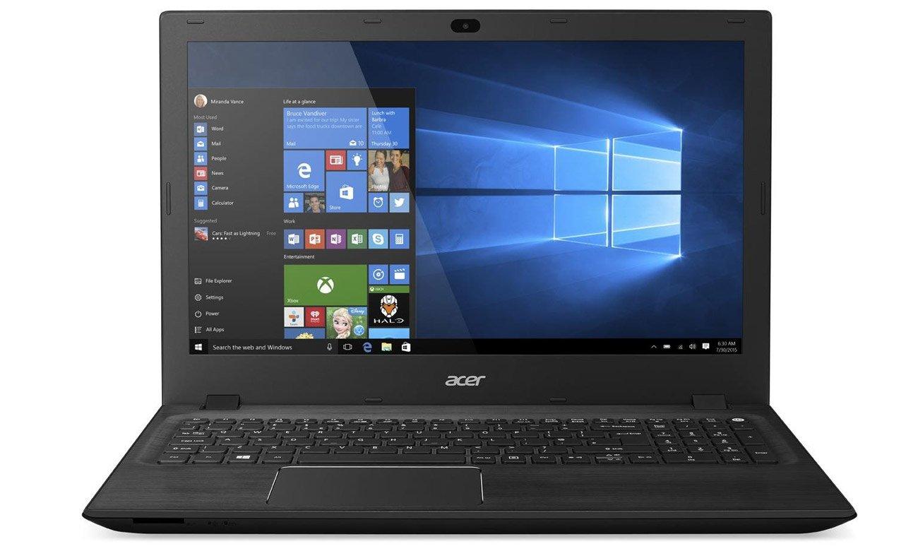 Acer F5-573G Ładowanie USB