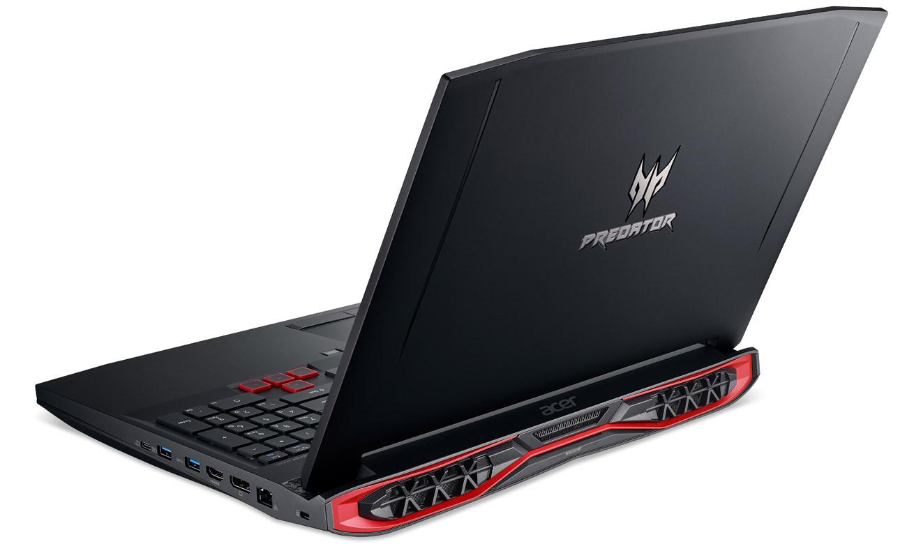 Acer G9-593 optymalizacja łącza