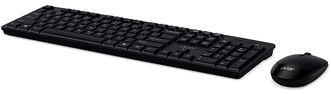 Zestaw bezprzewodowy Acer Combo 100