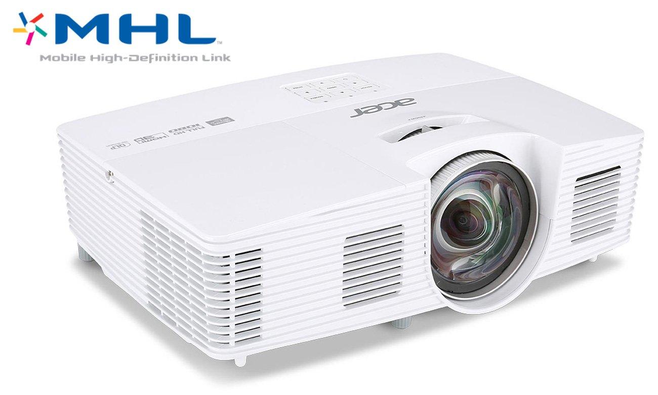 Acer H6517ST Połączenie MHL